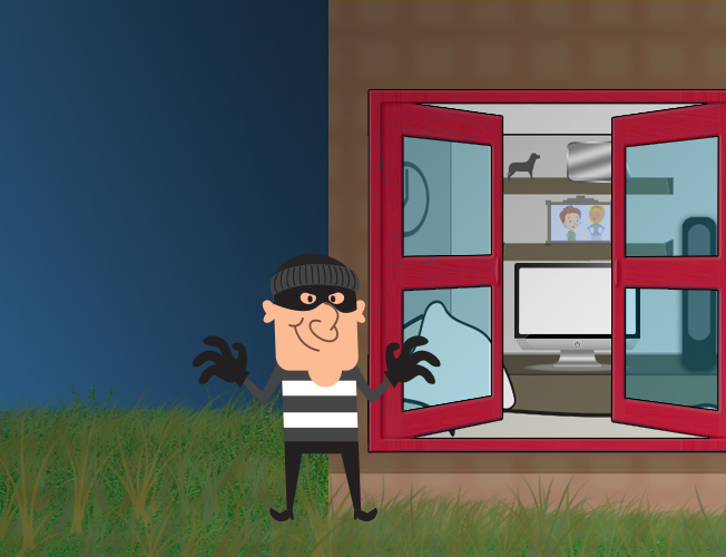 Preventing Home Theft